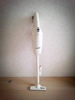 マキタのコードレス掃除機CL102DW