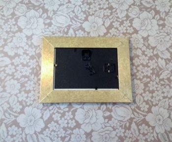 IKEAフォトフレームの壁掛け方法