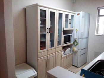 冷蔵庫の配置