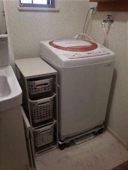 平安伸銅工業_洗濯機台DSW-151