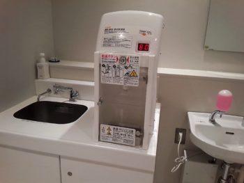 成田空港第3ターミナル_給湯器