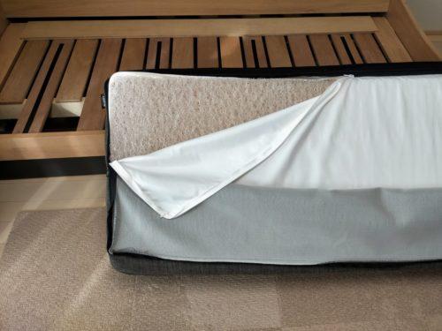 丸洗いができるソファーのドロシー