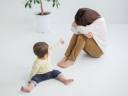 【二歳差育児・男の子】産後うつを経験した私が、当時の自分と夫に伝えたい事